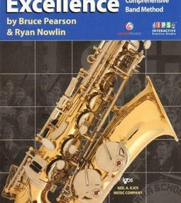 Tradition Of Excellence Book 2 - Alto Saxophone