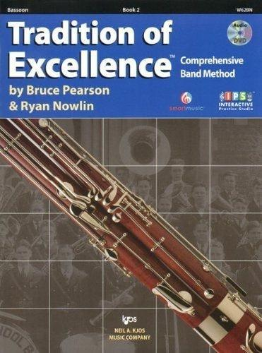 Tradition Of Excellence Book 2 - Bassoon