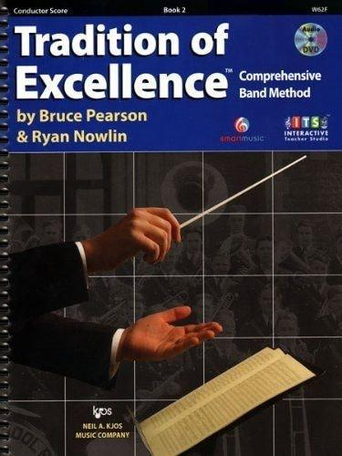 Tradition Of Excellence Book 2 - Conductor's Score