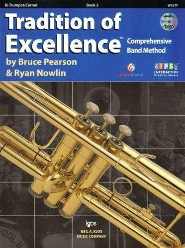 Tradition Of Excellence Book 2 - Trumpet