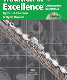 Tradition Of Excellence Book 3 - Flute