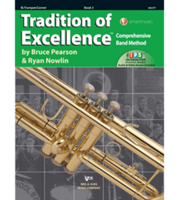 Tradition Of Excellence Book 3 - Trumpet