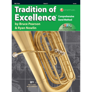 Tradition Of Excellence Book 3 - Tuba