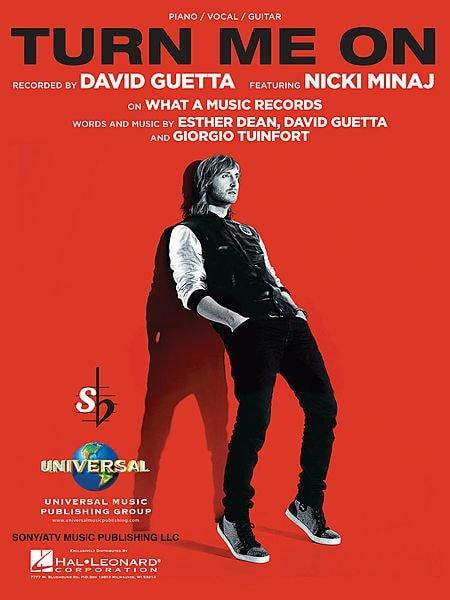 Turn Me On | David Guetta P/V/G