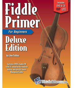 Watch and Learn Fiddle Primer for Beginners