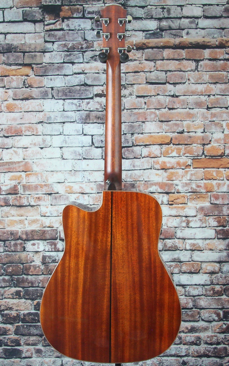 Yamaha A3M ARE Acosutic Electric Guitar | Vintage Natural
