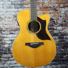 Yamaha AC3R Acoustic-Electric Guitar | Vintage Natural