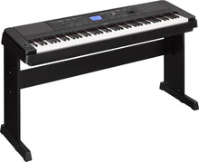 Yamaha DGX-660B 88-Key Weighted Digital Piano