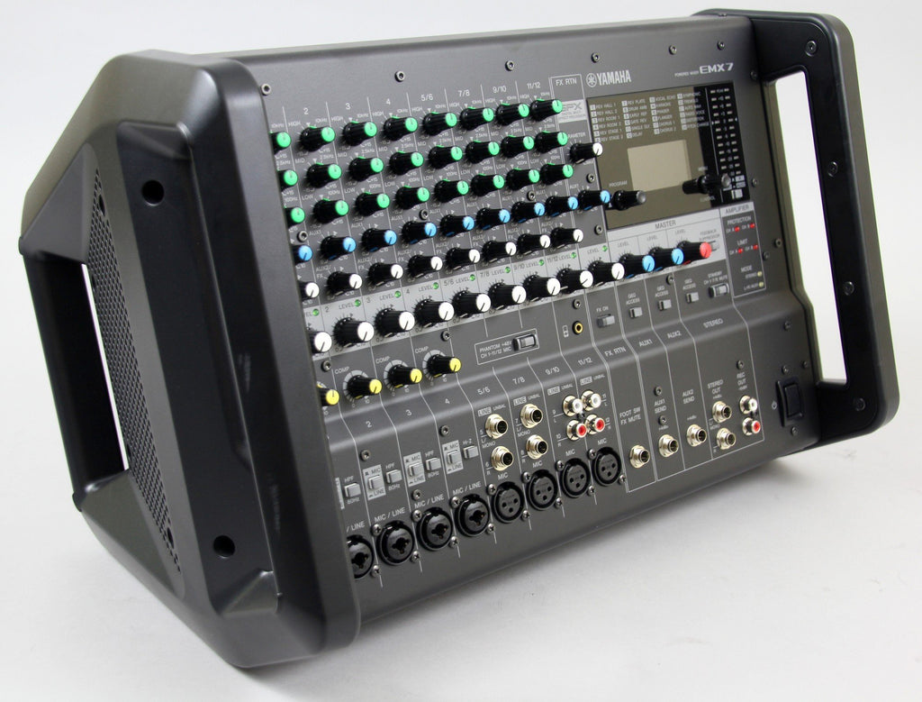 Yamaha EMX7 12-Input Powered Mixer