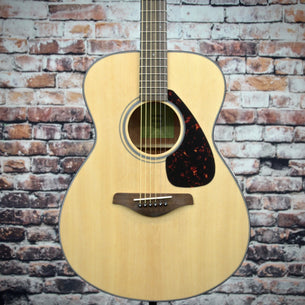 Yamaha FG800 Solid Top Acoustic Guitar | Natural Finish