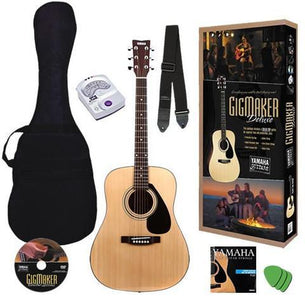 Yamaha Gigmaker Standard Acoustic Guitar Pack