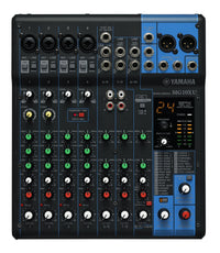 Yamaha MG10XU 10-Channel Pro Audio Mixing Console