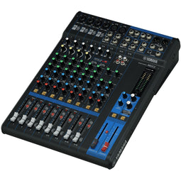 yamaha MG12 12-Channel Pro Audio Mixing Console