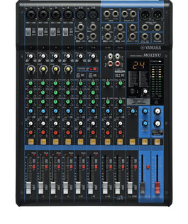 Yamaha MG12XU 12-Channel Pro Audio Mixing Console