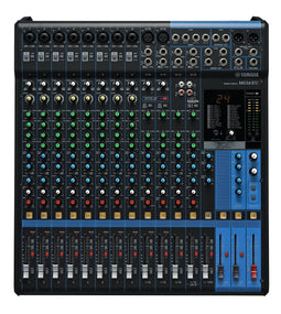Yamaha MG16XU 16-Channel Pro Audio Mixing Console