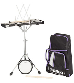 Yamaha Percussin Bell Kit With Rolling Bag | SPK-285R
