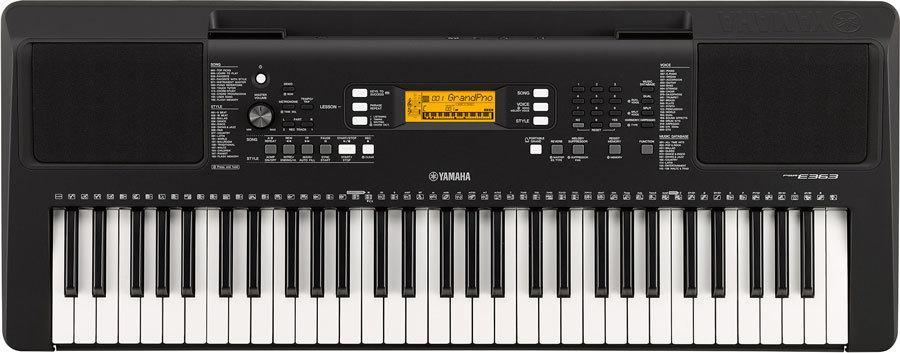 Yamaha PSRE363 KIT Portable Keyboard