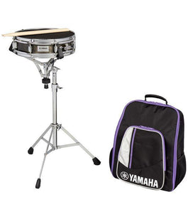 Yamaha Snare Drum Student Kit With Rolling Bag