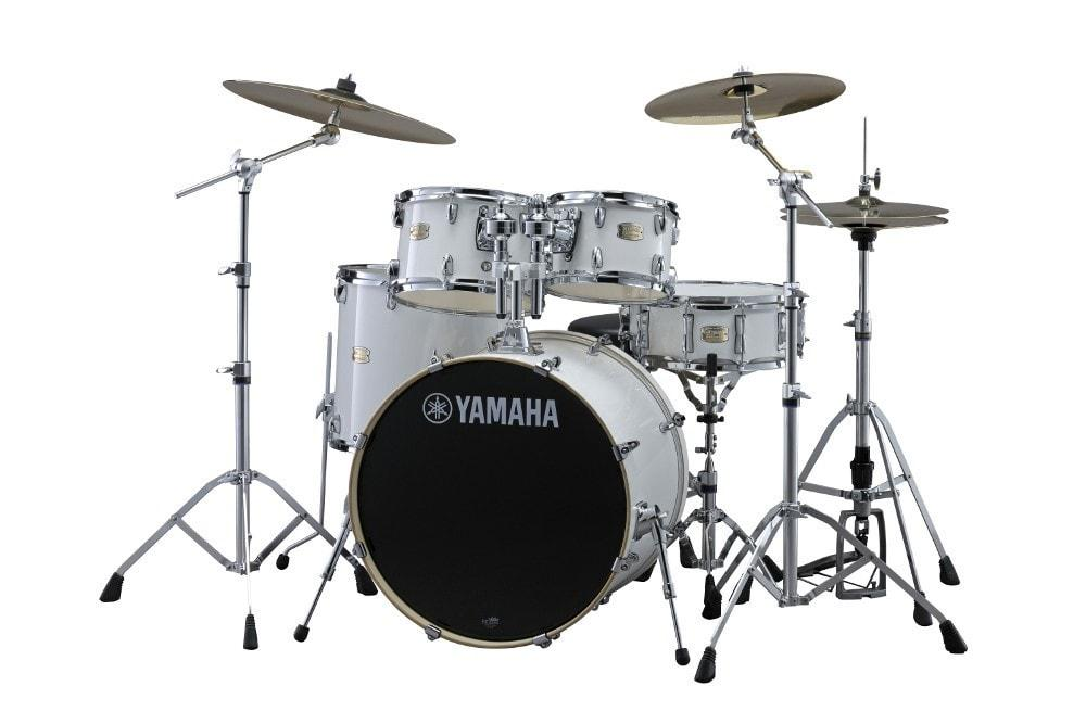 Yamaha Stage Custom Birch Wood Shell Pack | Includes Hardware