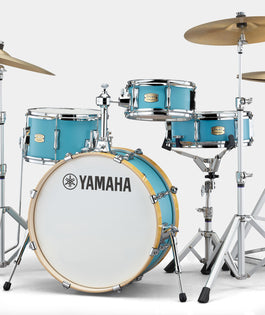 Yamaha Stage Custom Hip 4-piece Shell Pack | Surf Green