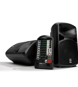 Yamaha Stagepas 600i Portable Sound System
