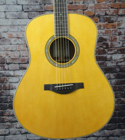 Yamaha TransAcoustic LL-TA Acoustic-Electric Guitar | Vintage Natural
