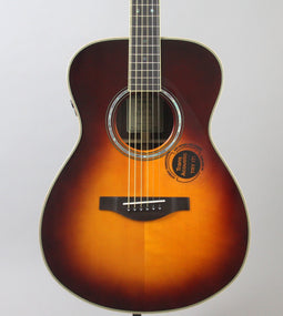 Yamaha TransAcoustic LS-TA Acoustic-Electric Guitar | Brown Sunburst