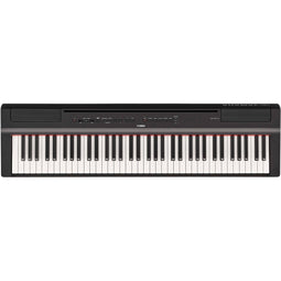 Yamaha Yamaha P-121 Digital Piano - Black