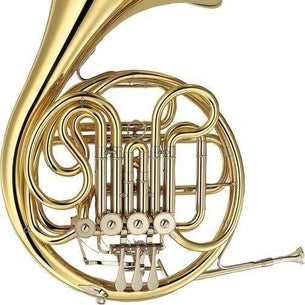 Yamaha YHR-567 Intermediate Double F / Bb French Horn YHR-567 - Base Model