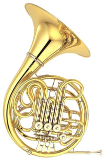 Yamaha YHR-668II Professional Series F / Bb Double French Horn YHR-668DII - Detachable Bell and HRC-70 Case