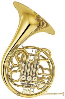 Yamaha YHR-668II Professional Series F / Bb Double French Horn YHR-668II - Base Model