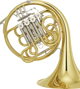 Yamaha YHR-671 Professional Series Double Horn Standard Bell