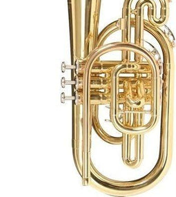 Yamaha YMP-204M Marching F Mellophone YMP-204M - Base Model