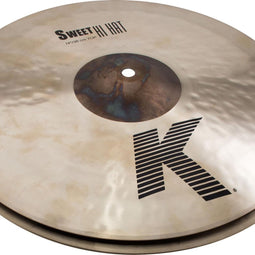 "Zildjian 14"" K Series Sweet Hi-Hat Cymbals 