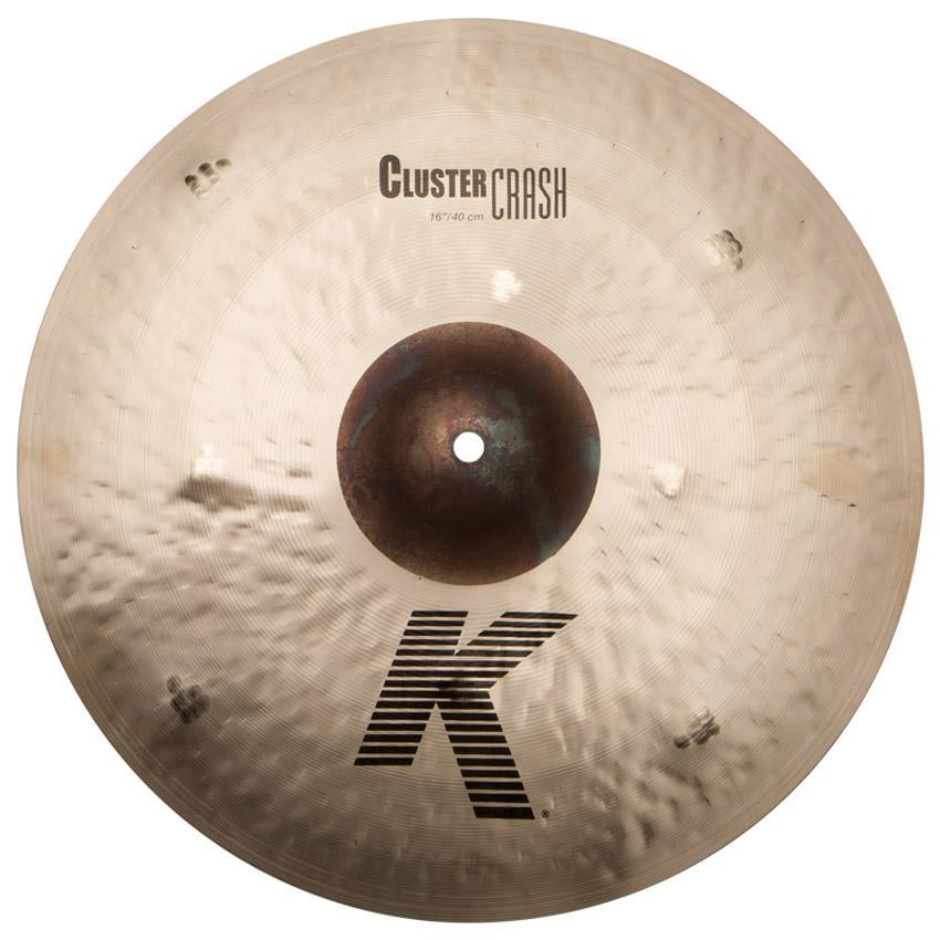 "Zildjian 16"" K Series Cluster Crash"