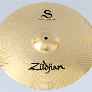 "Zildjian 16"" S Family Medium Thin Crash Cymbal"