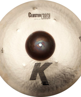 "Zildjian 20"" K Series Cluster Crash"