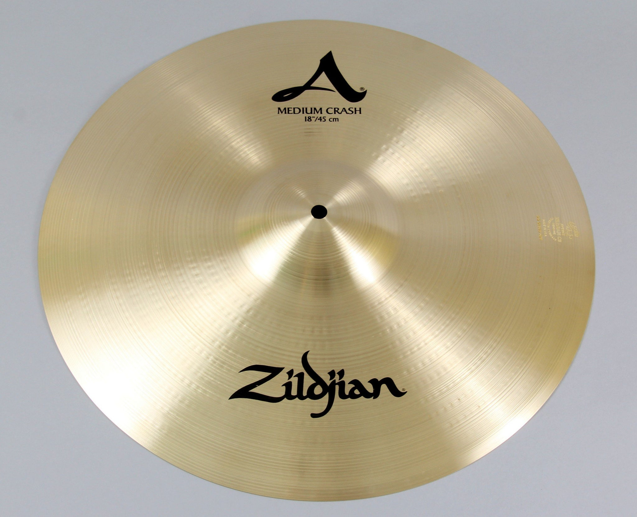 Zildjian A Zildjian Medium Crash 18in