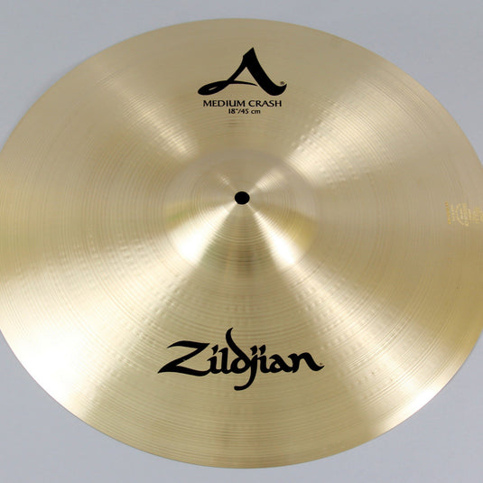 "Zildjian A0242 18"" A Medium Crash"
