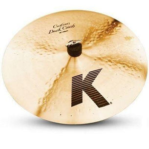 "Zildjian K0951 16"" K Custom Dark Crash Cymbal"