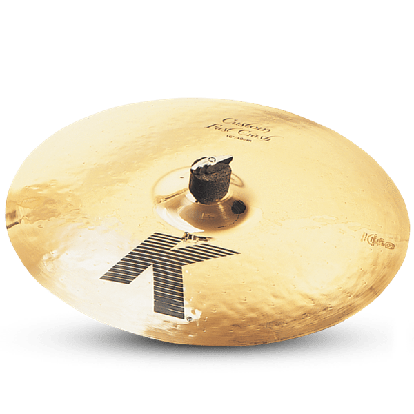 "Zildjian K0982 K Custom 16"" Fast Crash"