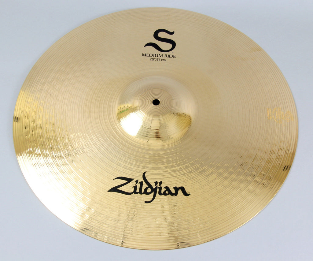 Zildjian S Family Medium Ride Cymbal 20 Inch
