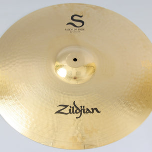 Zildjian S Family Medium Ride Cymbal 22 Inch