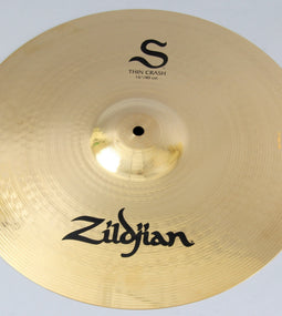 Zildjian S Thin Crash Cymbal 16 Inch