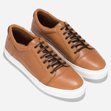 Friseau Low Top Sneakers Tan