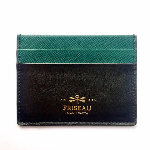Card holder Black Green