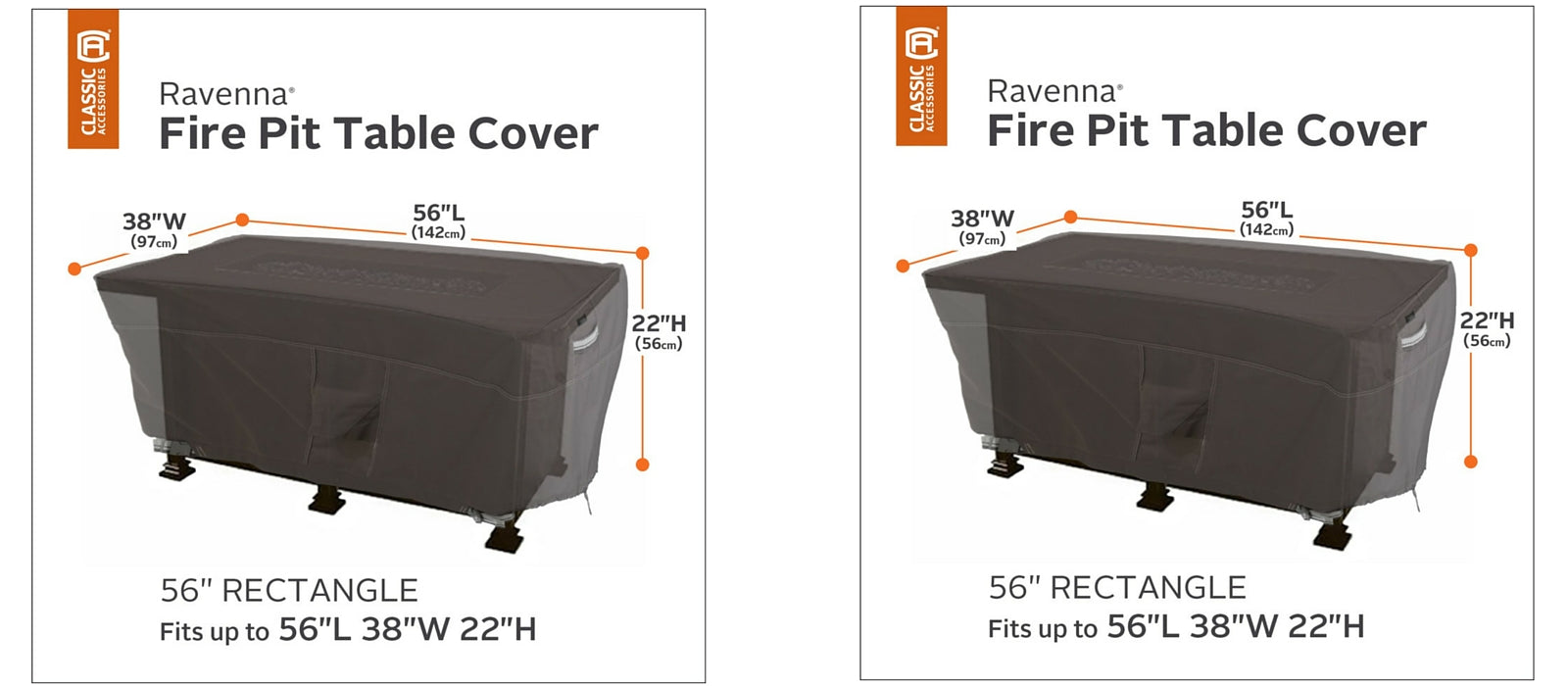 Premium Patio Heater Cover - Test Image 1
