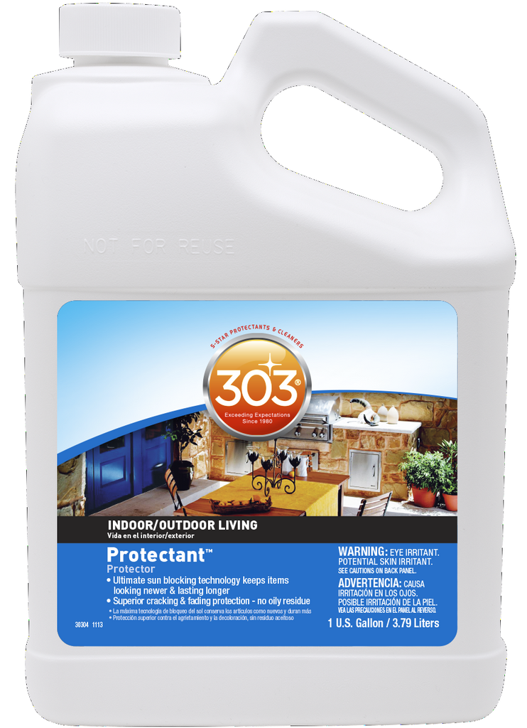 303® Indoor & Outdoor Protectant™ 128 oz (1 Gallon)l