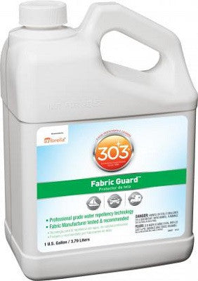 303® Indoor & Outdoor Fabric Guard™  128 oz (1 Gallon)