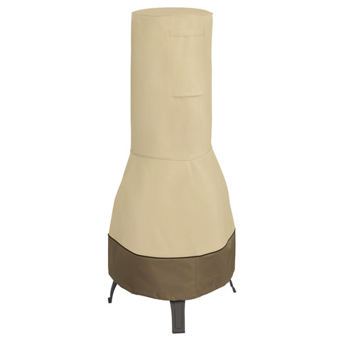 Premium Chiminea Cover - Beige